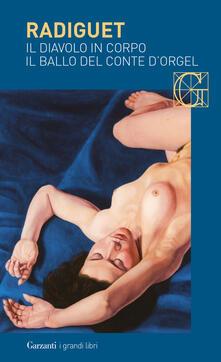 Amatigota.it Il diavolo in corpo-Il ballo del conte d'Orgel Image