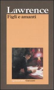 Figli e amanti - David Herbert Lawrence - copertina