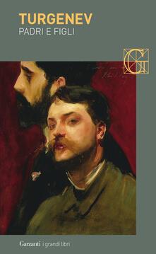 Padri e figli - Ivan Turgenev - copertina