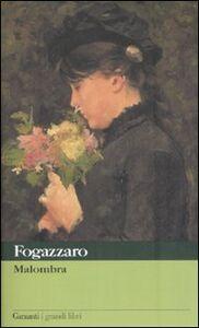 Foto Cover di Malombra, Libro di Antonio Fogazzaro, edito da Garzanti Libri