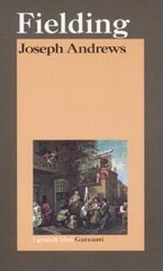 Joseph Andrews - Henry Fielding - copertina