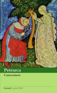 Libro Canzoniere Francesco Petrarca