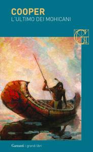 L' ultimo dei mohicani - James Fenimore Cooper - copertina