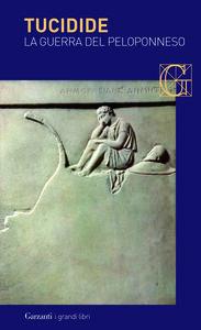 Libro La guerra del Peloponneso Tucidide