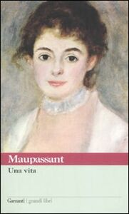 Libro Una vita Guy de Maupassant