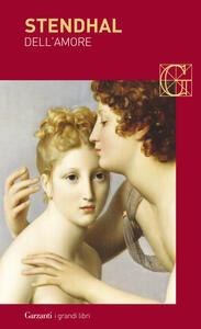 Dell'amore - Stendhal - copertina