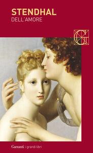 Foto Cover di Dell'amore, Libro di Stendhal, edito da Garzanti Libri