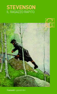 Foto Cover di Il ragazzo rapito, Libro di Robert L. Stevenson, edito da Garzanti Libri