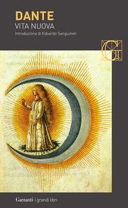 Foto Cover di Vita nuova, Libro di Dante Alighieri, edito da Garzanti Libri