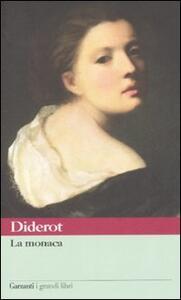La monaca - Denis Diderot - copertina