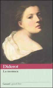 Foto Cover di La monaca, Libro di Denis Diderot, edito da Garzanti Libri