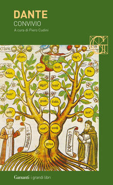 Convivio - Dante Alighieri - copertina