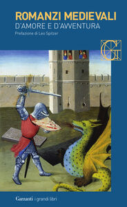 Libro Romanzi medievali d'amore e d'avventura