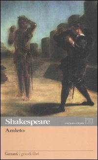 Amleto.Testo inglese a fronte - Shakespeare William - wuz.it