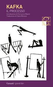 Foto Cover di Il processo, Libro di Franz Kafka, edito da Garzanti Libri