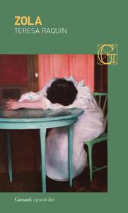 Teresa Raquin - Émile Zola - copertina