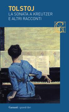 Secchiarapita.it La sonata a Kreutzer e altri racconti Image