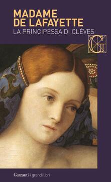 La principessa di Clèves - Marie-Madeleine de Lafayette - copertina