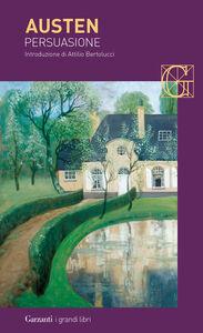 Foto Cover di Persuasione, Libro di Jane Austen, edito da Garzanti Libri