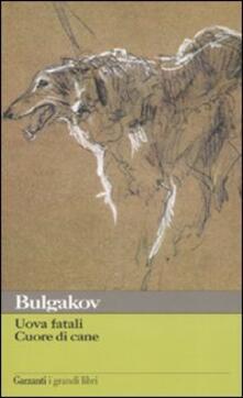 Amatigota.it Uova fatali-Cuore di cane Image
