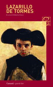 Libro Lazarillo de Tormes Anonimo
