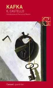 Libro Il castello Franz Kafka