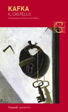Il castello - Franz Kafka - copertina