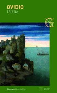 Libro Tristia. Testo latino a fronte P. Nasone Ovidio