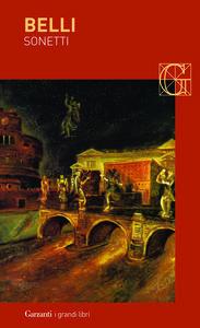 Foto Cover di Sonetti, Libro di Gioachino Belli, edito da Garzanti Libri