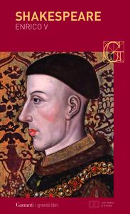 Libro Enrico V. Testo inglese a fronte William Shakespeare
