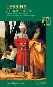 Libro Nathan il saggio. Testo tedesco a fronte Gotthold Ephraim Lessing
