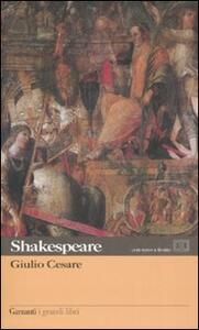 Giulio Cesare. Testo inglese a fronte - William Shakespeare - copertina