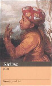 Libro Kim Rudyard Kipling