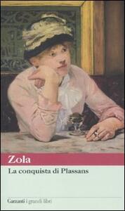 La conquista di Plassans - Émile Zola - copertina