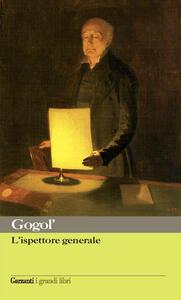 L' ispettore generale - Nikolaj Gogol' - copertina