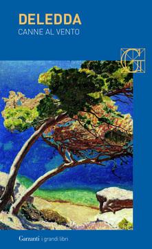 Canne al vento - Grazia Deledda - copertina