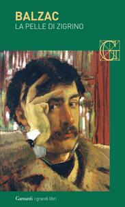 La pelle di zigrino - Honoré de Balzac - copertina