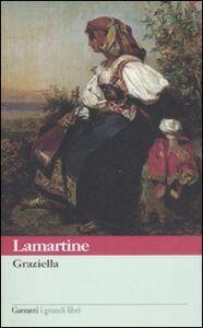 Libro Graziella Alphonse de Lamartine