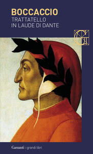 Trattatello in laude di Dante - Giovanni Boccaccio - copertina