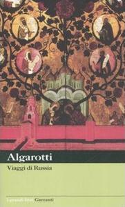 Viaggi di Russia - Francesco Algarotti - copertina