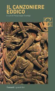 Libro Il canzoniere eddico