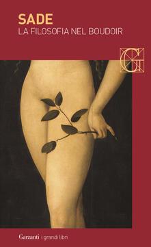 Premioquesti.it La filosofia nel boudoir ovvero i precettori immorali. Dialoghi per l'educazione delle fanciulle Image