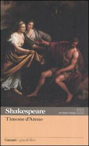 Libro Timone d'Atene. Testo inglese a fronte William Shakespeare