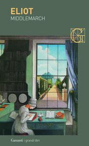 Foto Cover di Middlemarch. Studio di vita provinciale, Libro di George Eliot, edito da Garzanti Libri