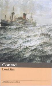 Libro Lord Jim Joseph Conrad