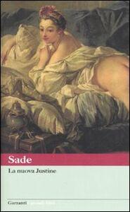 Libro La nuova Justine ovvero le disavventure della virtù François de Sade