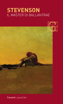 Il master di Ballantrae - Robert Louis Stevenson - copertina