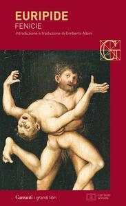 Fenice. Testo greco a fronte - Euripide - copertina