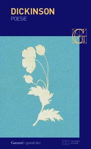 Libro Poesie. Testo inglese a fronte Emily Dickinson