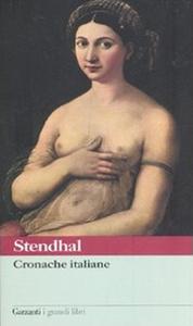 Libro Cronache italiane Stendhal
